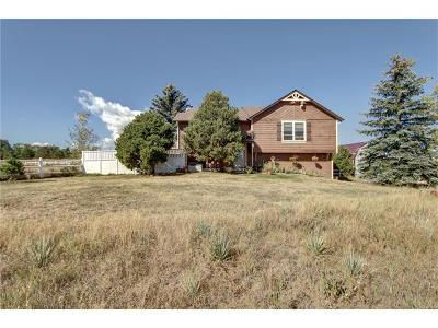 Single Family Home Sold: 35675 Cheyenne Trail