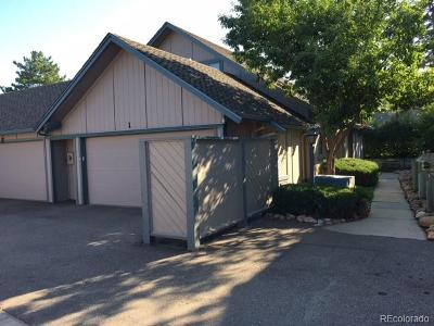 Aurora, Denver Single Family Home Active: 2488 South Victor Street #F
