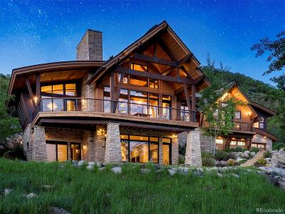 Steamboat Springs CO Single Family Home Under Contract: $2,750,000
