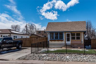 Englewood Single Family Home Under Contract: 3625 South Elati Street