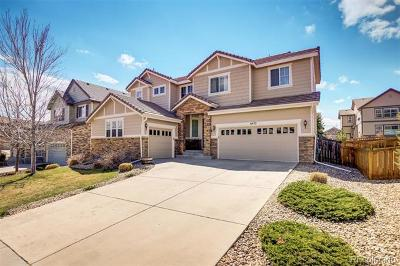 Castle Rock Single Family Home Active: 6475 San Miguel Court