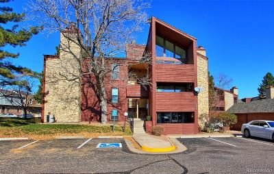 Englewood Condo/Townhouse Under Contract: 9727 East Peakview Avenue #A09