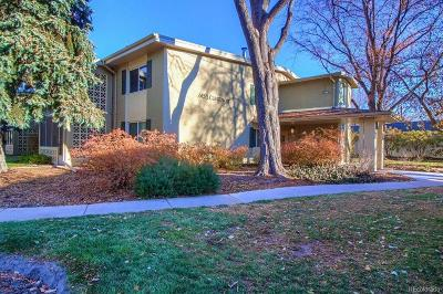 Denver Condo/Townhouse Active: 615 South Clinton Street #3B