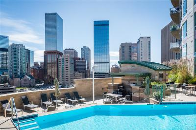 Denver Condo/Townhouse Active: 2001 Lincoln Street #921