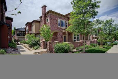 Highlands Ranch, Lone Tree Condo/Townhouse Active: 649 West Burgundy Street #A