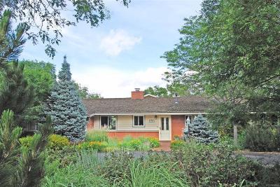 Littleton Single Family Home Under Contract: 4810 Prospect Street