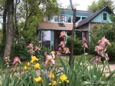 Boulder Single Family Home Active: 2221 Grove Circle