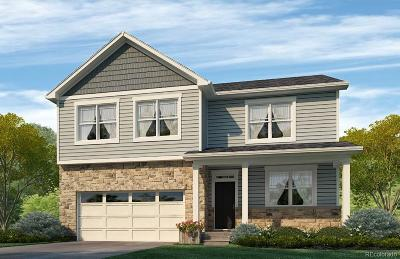 Aurora CO Single Family Home Active: $456,330