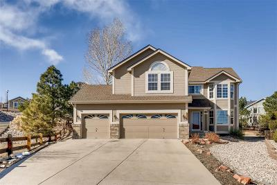 Red Hawk Single Family Home Under Contract: 1093 Surlyn Court