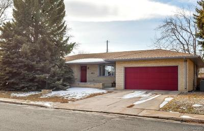 Loveland Single Family Home Under Contract: 1803 Leila Drive