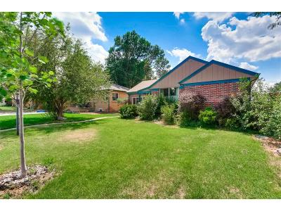 Denver Single Family Home Active: 3055 Fairfax Street