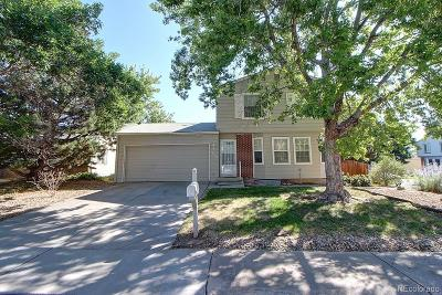 Aurora Single Family Home Active: 4848 South Pitkin Way