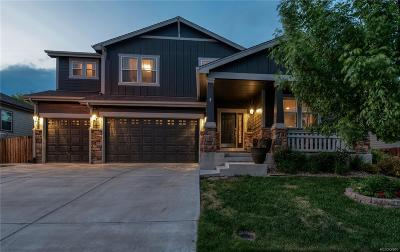 Thornton Single Family Home Active: 7921 East 131st Avenue
