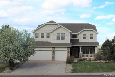 Littleton Single Family Home Active: 7112 Red Mesa Drive