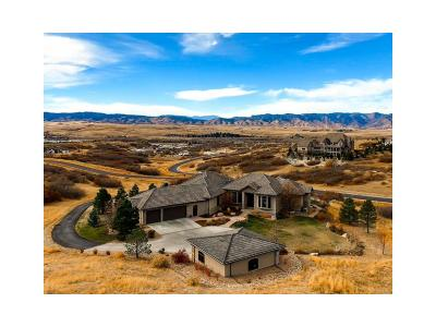 Littleton Single Family Home Under Contract: 5502 Aspen Leaf Drive