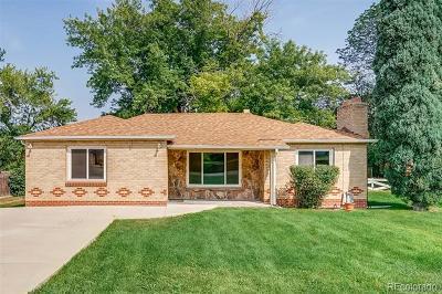 Lakewood Single Family Home Active: 2420 Vance Street