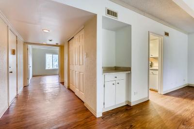 Denver Condo/Townhouse Under Contract: 9995 East Harvard Avenue #294
