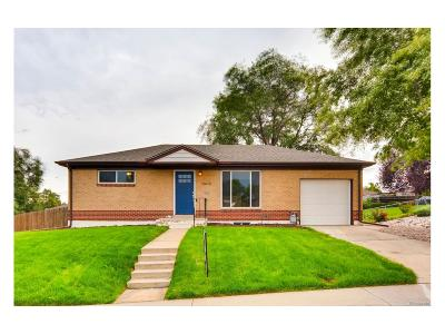 Northglenn Single Family Home Under Contract: 10478 Lafayette Street