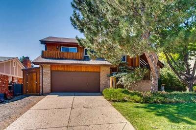 Englewood Single Family Home Under Contract: 10572 East Orchard Place
