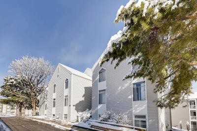 Denver Condo/Townhouse Active: 3432 South Locust Street #F