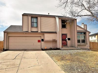 Aurora Single Family Home Under Contract: 17302 East Ford Drive