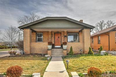 Congress Park Single Family Home Active: 1280 Harrison Street