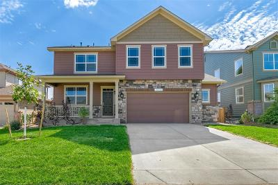 Castle Rock Single Family Home Active: 1478 Sidewinder Circle