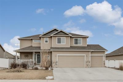 Mead Single Family Home Under Contract: 16157 Cinnamon Circle