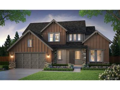 Littleton Single Family Home Active: 9890 Geneva Creek Lane