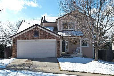 Parker Single Family Home Under Contract: 11069 Cannonade Lane