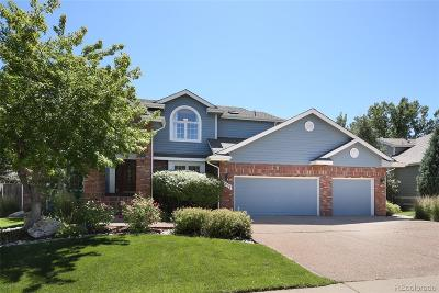 Fort Collins Single Family Home Active: 4906 Langdale Court