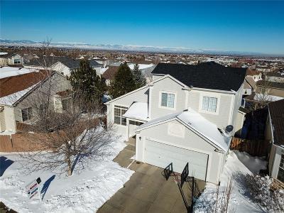 Aurora Single Family Home Active: 22379 East Dorado Avenue