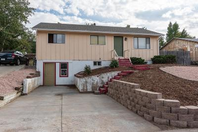 Aurora Single Family Home Under Contract: 14782 East 25th Avenue