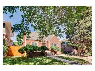 Denver Single Family Home Under Contract: 3065 West Denver Place