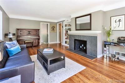 Denver Single Family Home Active: 746 Monaco Parkway
