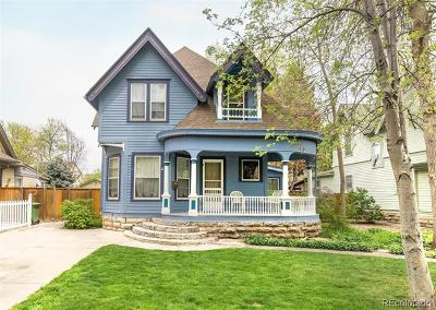 Loveland Single Family Home Active: 756 North Jefferson Avenue