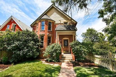 Denver Single Family Home Active: 2749 Decatur Street