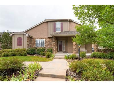 Castle Pines Condo/Townhouse Sold: 667 Sherman Street