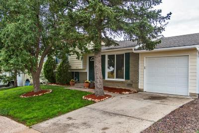 Morrison Single Family Home Under Contract: 12340 West Quincy Avenue