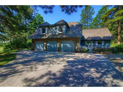 Franktown Single Family Home Under Contract: 689 Red Deer Road
