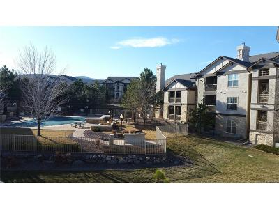 Littleton Condo/Townhouse Active: 7433 South Quail Circle #1934