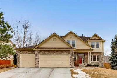 Castle Rock CO Single Family Home Active: $539,000