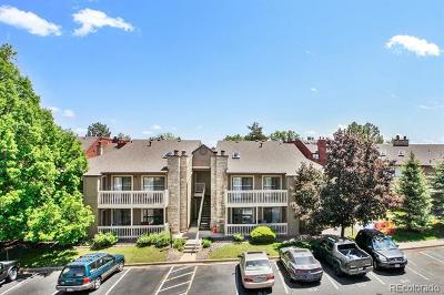 Englewood Condo/Townhouse Active: 10283 East Peakview Avenue #E201