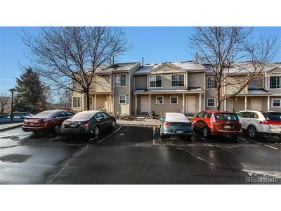 Condo/Townhouse Sold: 1818 South Quebec Way #7-3
