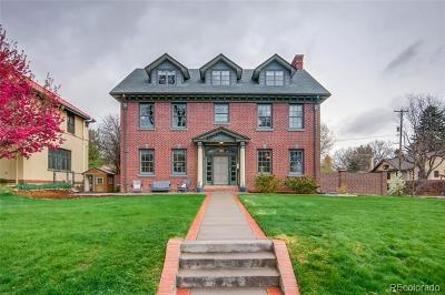 Denver Single Family Home Active: 1900 Forest Parkway