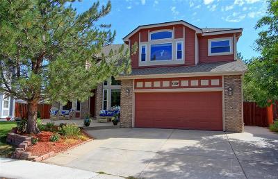 Littleton Single Family Home Active: 10024 Westside Circle