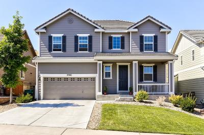 Castle Rock CO Single Family Home Active: $479,900