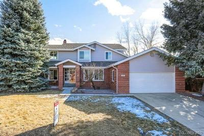 Highlands Ranch Single Family Home Under Contract: 942 Quail Place