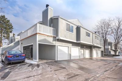 Denver Condo/Townhouse Active: 6550 East Mississippi Avenue #10