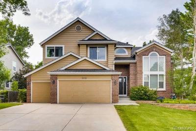 Lone Tree Single Family Home Under Contract: 9281 Scrub Oak Drive